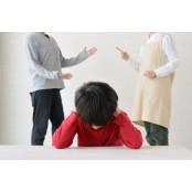 자식 망치는 지름길은 부부싸움 자식 부부싸움