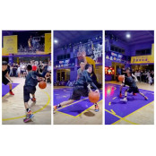 NBA도 감탄했다…中 외팔 농구 소년의 집념 [영상] 프로농구뉴스