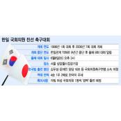 [런치리포트]국회, 韓日