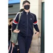 [사진]BTS RM, 체육복도 일본체육복 멋지게 소화