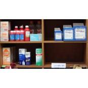 [사진]텅 비어 있는 소독용 에탄올 소독용에탄올판매 판매대
