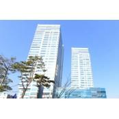 가산동 역세권 사무실 `대성디폴리스지식산업센터`, 전용 유리룸 118㎡ 월세 거래 완료