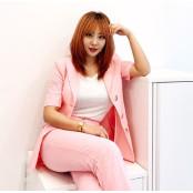 """나르샤, 반전美 폭발 글래머 '청순 글래머'..""""오늘도 화이팅"""" 글래머"""