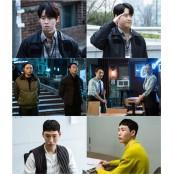 '번외수사' 박정우·박태산·장진희·차우진, 신스틸러 4인방