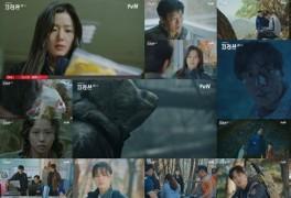 전지현X주지훈 '지리산', 평균 시청률 10.7%…두 자릿수 돌파