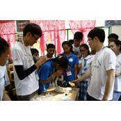 포스코건설, 필리핀서 사회공헌활동
