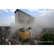 마닐라 호텔 화재로 우리카지노화재 최소 3명 사망···한국인 우리카지노화재 모두 대피·구조
