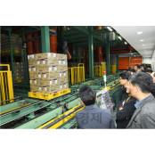 한미약품, 도매업체 초청해 한미약품팔팔가격 무선인식시스템(RFID) 통한 물류 한미약품팔팔가격 혁신 소개
