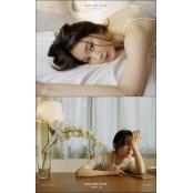 강민경 슬립만 입고? 섹시+청순 하나로 모은 첫 섹시슬립 솔로 티저 공개