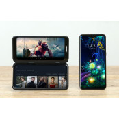 'V50 씽큐' 출시···불붙는 5G 가입 공짜채팅 경쟁에 공짜폰 등장