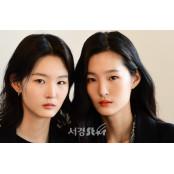 """[라이징★] 서현&서윤 """"최초의 서윤 동양인 쌍둥이 모델 서윤 될래요"""""""