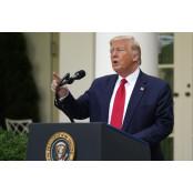 中때리기 마음 굳힌 트럼프...경제 전면전 트럼프카드게임 먹구름 짙어진다