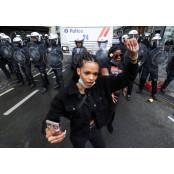 막대기 갖고 다녔다고···8살짜리에 경찰수갑 수갑 채운 美 경찰수갑 경찰