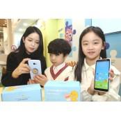 LG유플러스, U+카카오리틀프렌즈폰2 단독 리틀블랙 출시