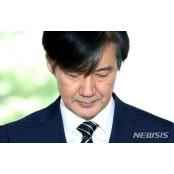 """""""아버지 빽으로 프리패스""""… 조국"""