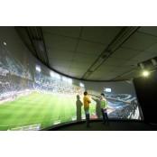 광시야각으로 축구중계 보고 해외축구실시간중계 AI가 자동으로 자막 해외축구실시간중계 만든다