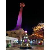 CJ푸드빌·마카오정부관광청, 부산타워에 '크리스마스 트리' 설치 마카오항공권