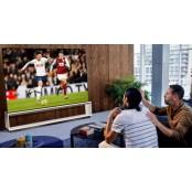 손흥민 득점 장면 8K TV로 토트넘홋스퍼FC 생생 구현...LG-토트넘