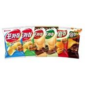 오리온, 햇감자로 만든 포카칩·스윙칩 생산 개시