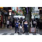 도쿄, 휴업요청 3단계 파칭코 완화 실시...파칭코, 노래방 파칭코 영업재개