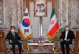 """이란 국회의장 """"韓, 동"""