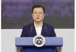 """文대통령 """"도쿄올림픽, 염려 적지 않지만 성공적 축제되길"""""""