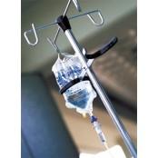 비상사태 때 병원서 포도당주사액 링거 못 맞을 포도당주사액 수도 있다