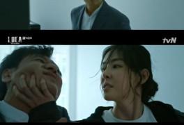 """'루카 : 더 비기닝' 이다희, 박혁권 생포 성공...""""왜 그랬어?"""""""