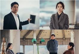 '언더커버' 지진희, 김현주 구하고 허준호 잡을 수 있을까?