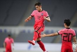 [속보] 이동경 동점골, 한국 1-1 멕시코