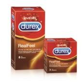 <신상품톡톡> 듀렉스, 신소재 DUREX콘돔 콘돔 '리얼필' 출시 DUREX콘돔