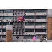 [헤럴드pic] '바람에 휘날리는 pic프로그램 성조기…'