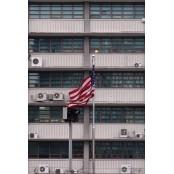 [헤럴드pic] 미국대사관, '비자업무중단…무비자입국은 pic프로그램 허용…'