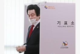 허경영, 1%대 득표율로 서울시장 3위…최고 성적