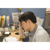스트레스와 운동부족, 부적절한 자세가