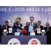 LS, 베트남 프로축구 축구게임 1부리그 후원