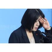 """전여옥 """"윤미향, 딸 장학금→용돈? 딱하고 앵벌이 머리 나쁜 여자"""""""