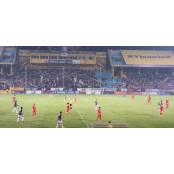 LS그룹 후원, 베트남 프로축구 코로나 프로축구 1부 리그 프로축구 코로나 재개