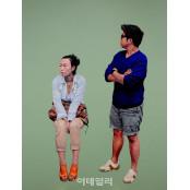 [e갤러리] 여자와 남자, 여자사진 지독히 다른 시선에 여자사진 관해…서상익