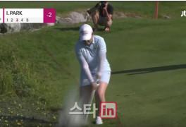 올림픽 4인방 김효주만 언더파..박인비·김세영 이븐, 고진영 1오버파(종합)