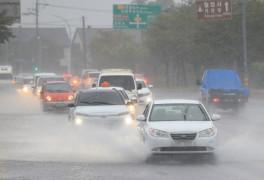 [오늘날씨]태풍 찬투 제주 남쪽 통과…남부 많은 비