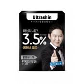 유니더스, 신동엽 콘돔 '울트라신' 출시