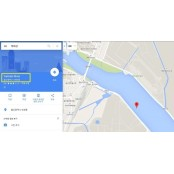 """태화강이 일본 강? 구글 지도, '야마토 리버' 야마토온라인 오기…울산시 """"수정 요청"""""""