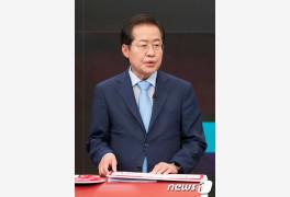 """'조국수홍' 수식어 붙은 홍준표 """"제 생각 바꾸겠습니다"""""""