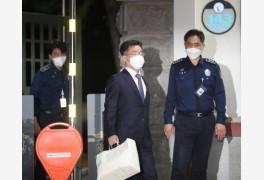"""법원 """"김만배 구속 필요성 충분히 소명안돼"""" 수사확대 제동"""