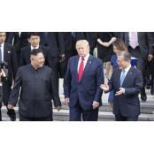 [사설] 메아리 없는 대북사업 속도 텐가 내다 한·미 공조 허물 텐가 텐가
