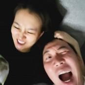 '곰과 삵' 머리채 잡아당기는 현실부부…도경완♥장윤정 부부관계 솔직 일상