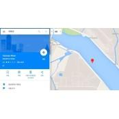 구글 지도에