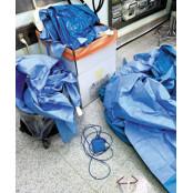 20분짜리 수술에… 의료폐기물은 일회용드레싱 쓰레기봉투 7개 분량 일회용드레싱