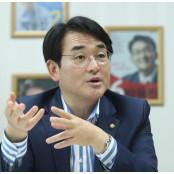 """[단독] 민주당 침묵 홍콩 깬 박용진 """"홍콩 홍콩 민주화, 중국 눈치볼 홍콩 일 아냐"""""""